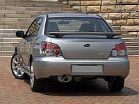 Subaru Impreza субару импреза спойлер wrx sti prodrive врх сти tuning