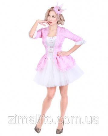 Принцесса взрослый карнавальный костюм