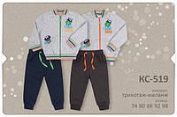 Спортивный костюм для мальчика КС 519
