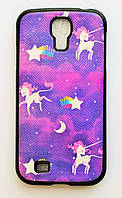 Чехол на Самсунг Galaxy S4 I9500 My Color Силикон Единороги