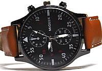 Часы мужские на ремне 01