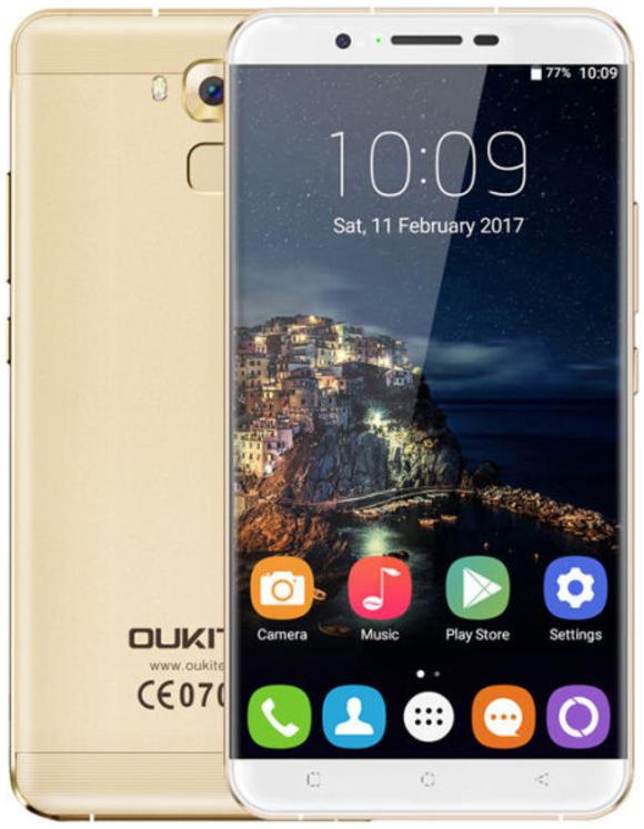 OUKITEL U16 Max 3/32 Gb gold