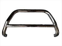 Защита переднего бампера (кенгурятник)  Toyota Land Cruiser 100 (03-07)