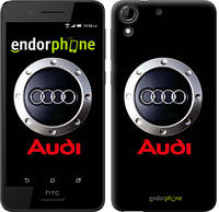 "Чехол на HTC Desire 728G Audi. Logo v2 ""3105u-145"""