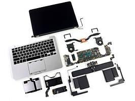 Комплектуючі до ноутбуків