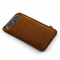 Чехол для телефона Digital Wool (Color) коричн.