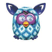 Ферби Бум Русскоязычный Голубой Бриллиант Furby Boom Hasbro говорит на русском