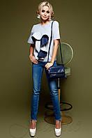 Женский свитшот Мотикс Jadone Fashion 42-48 размеры