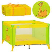 Манеж - кровать Bambi M 2206