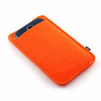 Чехол для телефона Digital Wool (Color) оранж.