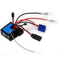 ECX Контроллер 2-в-1 2,4 ГГц Miss Geico 17 / Impulse 17 влагозащита (ECX9012)