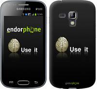 "Чехол на Samsung Galaxy S Duos s7562 Use it ""207c-84"""