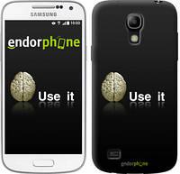 "Чехол на Samsung Galaxy S4 mini Use it ""207c-32"""