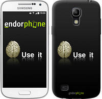 "Чехол на Samsung Galaxy S4 mini Duos GT i9192 Use it ""207c-63"""