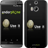 "Чехол на HTC One M8 dual sim Use it ""207c-55"""