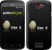 """Чехол на HTC One S z560e Use it """"207u-226"""""""