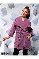Пальто кашемировое женское 48-52, доставка по Украине