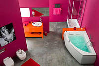 Акриловая ванна PoolSpa Aquamarina 175 x 100
