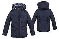 Детская демисезонная куртка для мальчика от 3 до 10 лет