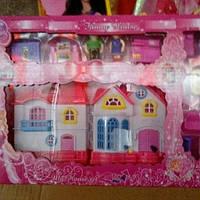 Детский домик для кукол мини