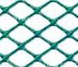 Решётка пластиковая садовая (заборная) 43×65 мм