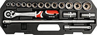 Набор инструментов YATO YT-3870 (18 предметов)