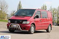 Защита переднего бампера (кенгурятник)  Mercedes Sprınter с 2006…