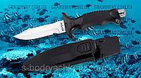 Нож для подводной охоты и дайвинга ss-40, фото 1