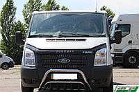 Защита переднего бампера (кенгурятник) Ford Transit (06 - 15)