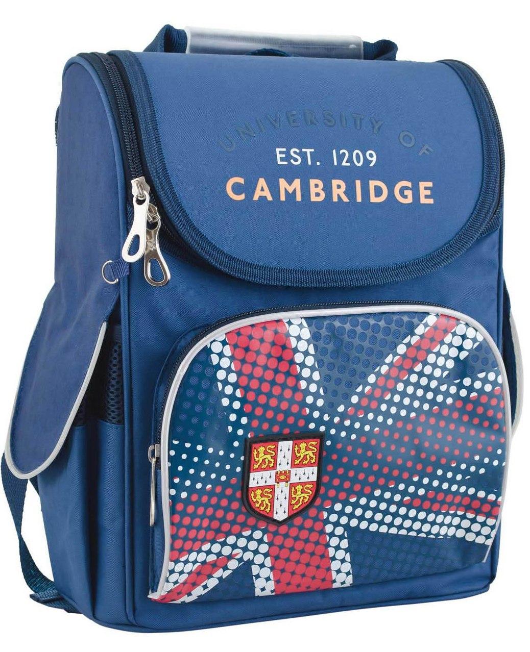 Рюкзак Yes Cambridge blue, 553304 синий 12 л