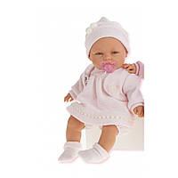 Интерактивная малышка Лана от Антонио Хуан 37см