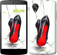 "Чехол на LG X Power K220DS Devil Wears Louboutin ""2834c-398"""