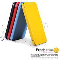 Кожаный чехол (книжка) Nillkin Fresh Series для HTC Desire 300