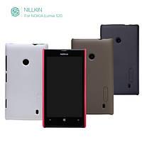 Чехол Nillkin Matte для Microsoft Lumia 520/525 (+ пленка)