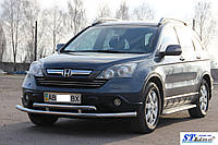 Защита переднего бампера (кенгурятник)  Honda CR-V 2006-2012