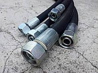 Рукава высокого давления (РВД), штуцерованые, изготовление, ремонт