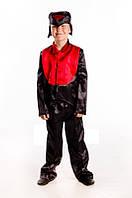 Снегирь карнавальный костюм для мальчика