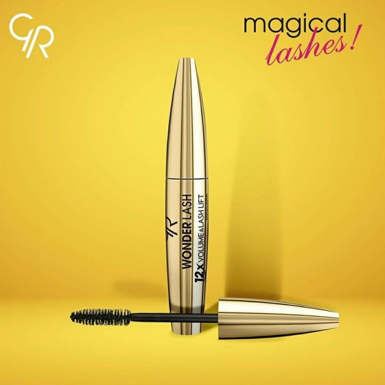 Тушь Golden Rose Wonder Lash 12x Volume & Lash Lift