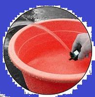 Насос ТРИ МЕТРА (подъем воды)  240 l\h 4 Ватта 12V блок питания в комплекте