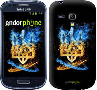 "Чехол на Samsung Galaxy S3 mini Герб ""1635c-31"""