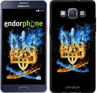 """Чехол на Samsung Galaxy A5 A500H Герб """"1635c-73"""""""