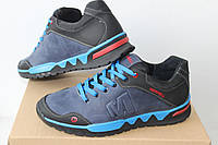 Мужские кроссовки Merrell синие