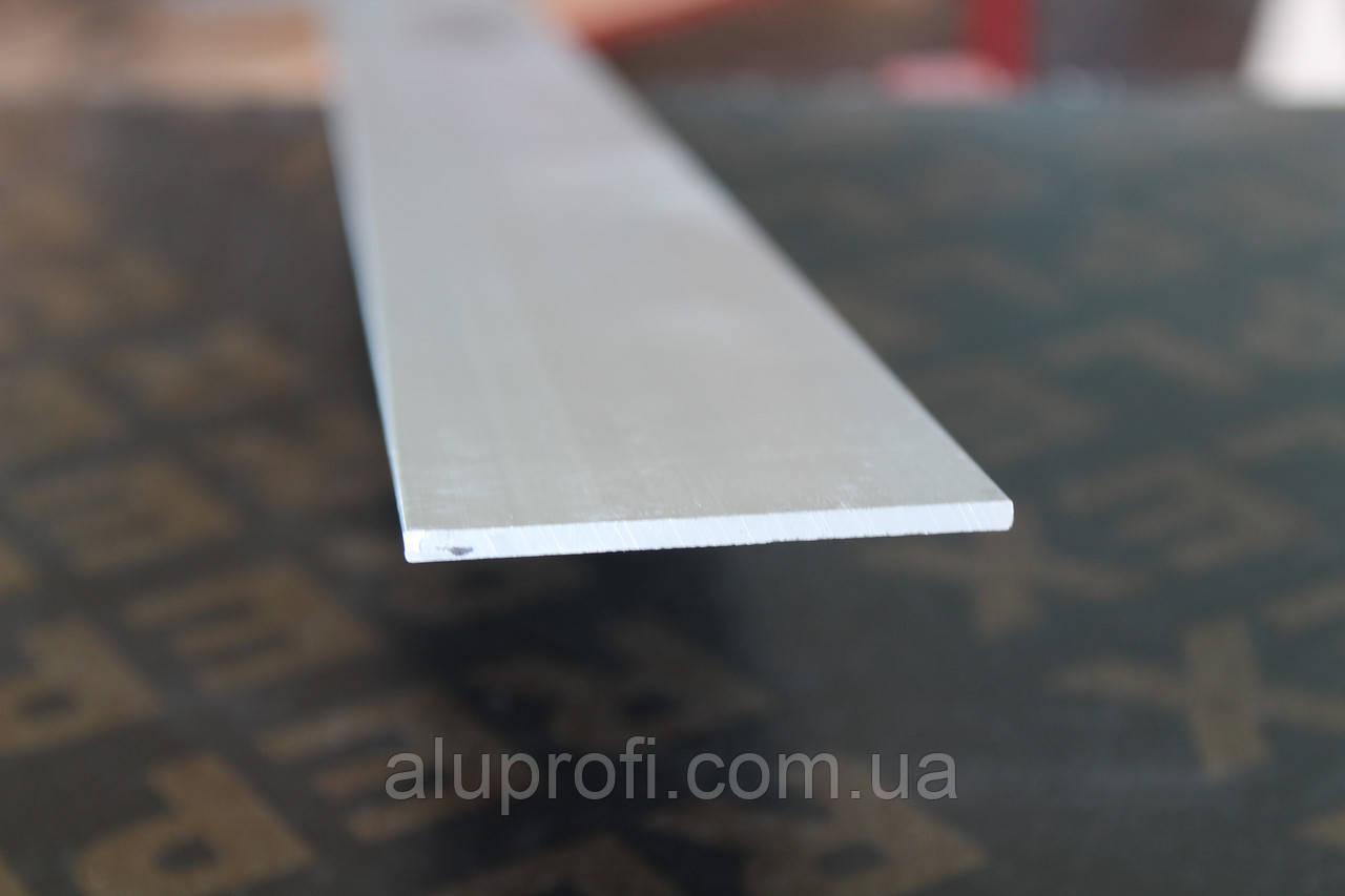 Полоса алюминиевая 75х3мм АН15