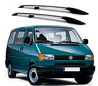 Рейлинги Volkswagen T4 (1990-2003) c металлическим креплением , фото 1