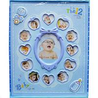 Фотоальбом детский BАBY для мальчиков 240 фото