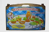 Набор детской посудки, 38 предметов