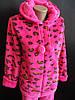 Яркие пижамы леопардовой расцветки.