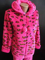 Яркие пижамы леопардовой расцветки., фото 1