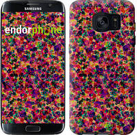 "Чехол на Samsung Galaxy S7 Edge G935F Цветной узор v1 ""942c-257"""