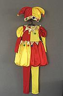 Карнавальный костюм шута / скомороха на девочку